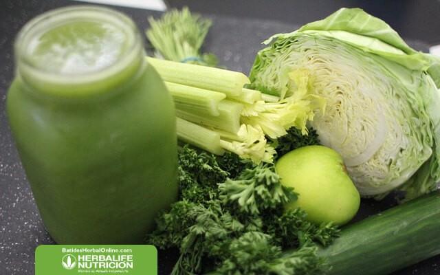 3 recetas de licuados verdes para adelgazar