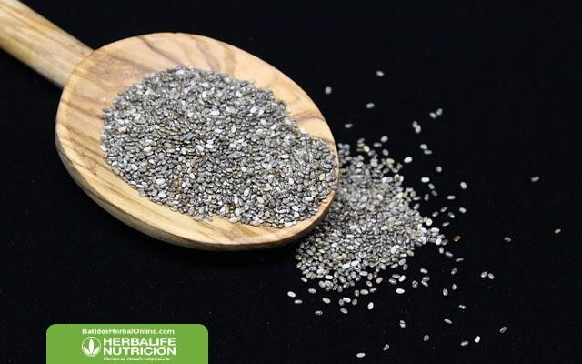 ¿Cómo consumir las semillas de chía para bajar de peso?