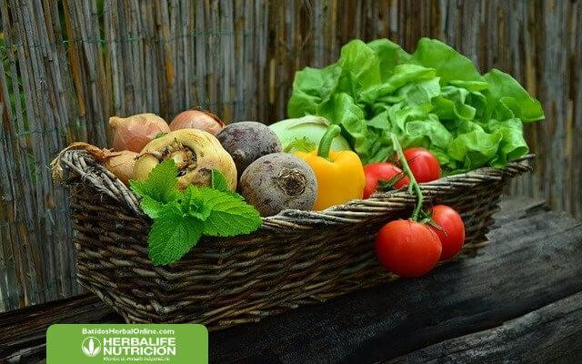 ¿Por qué hay que comer frutas y verduras?