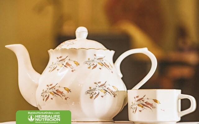 Beneficios y propiedades del té blanco para adelgazar