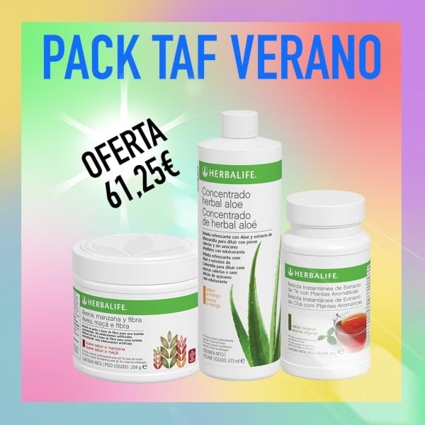 Pack TAF Herbalife