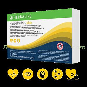 Herbalifeline® Max suplemento Omega-3
