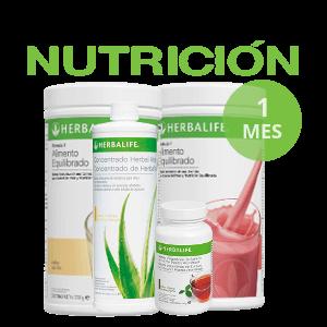 Pack medio control de peso Herbalife | 1 mes